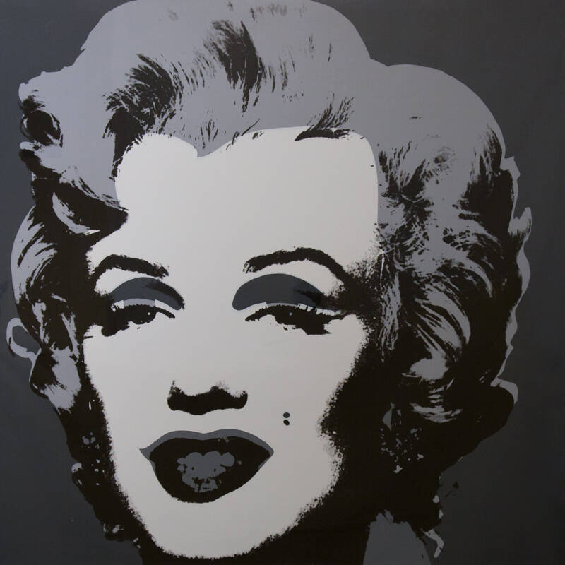 """Andy Warhol for Christmas"" a Ponte di Legno"