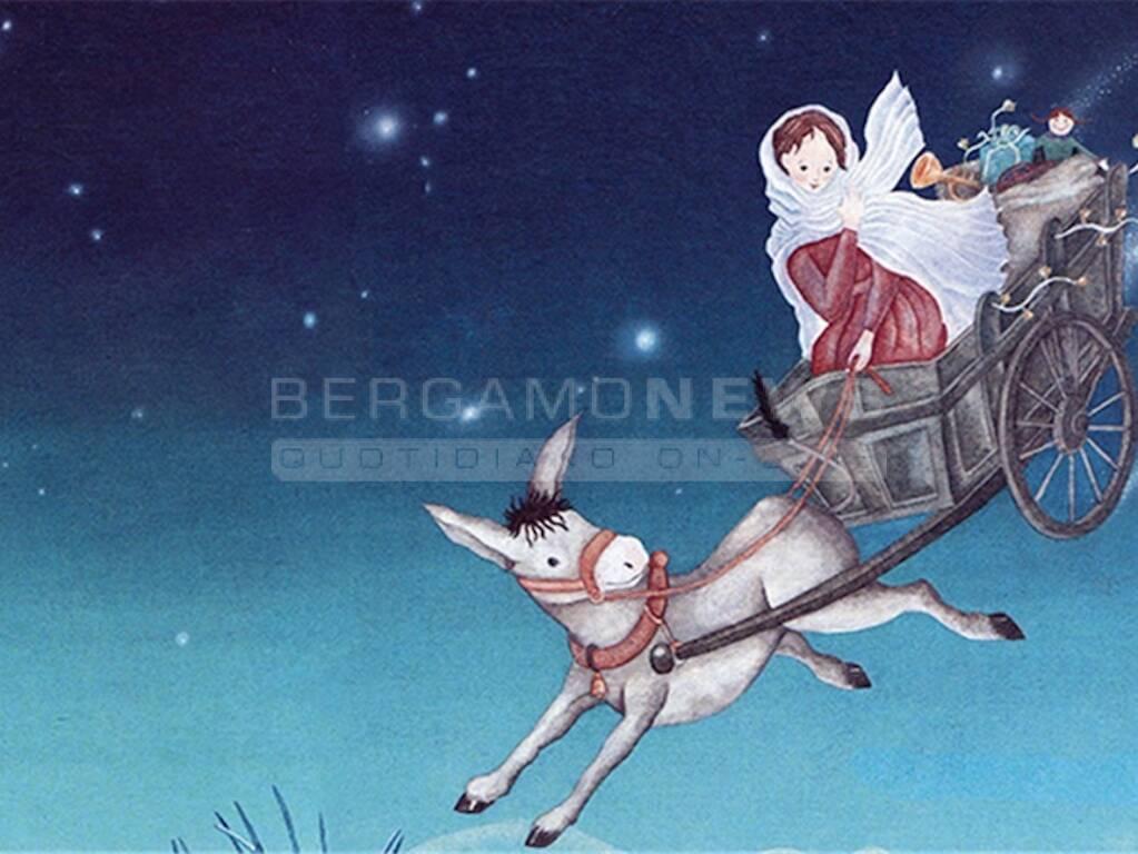 Le storie di Santa Lucia raccontate a Teatro a Merenda Per la tradizionale festa di Zogno giovedì 12 dicembre