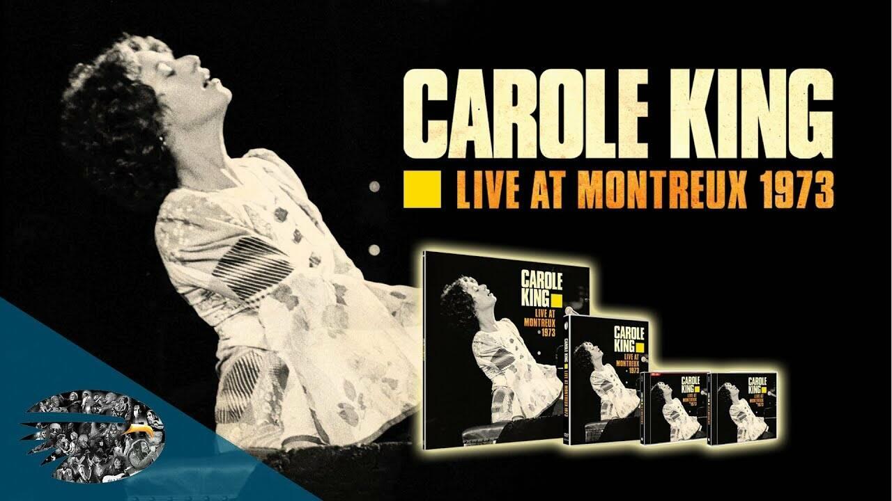 Carole king live montreux