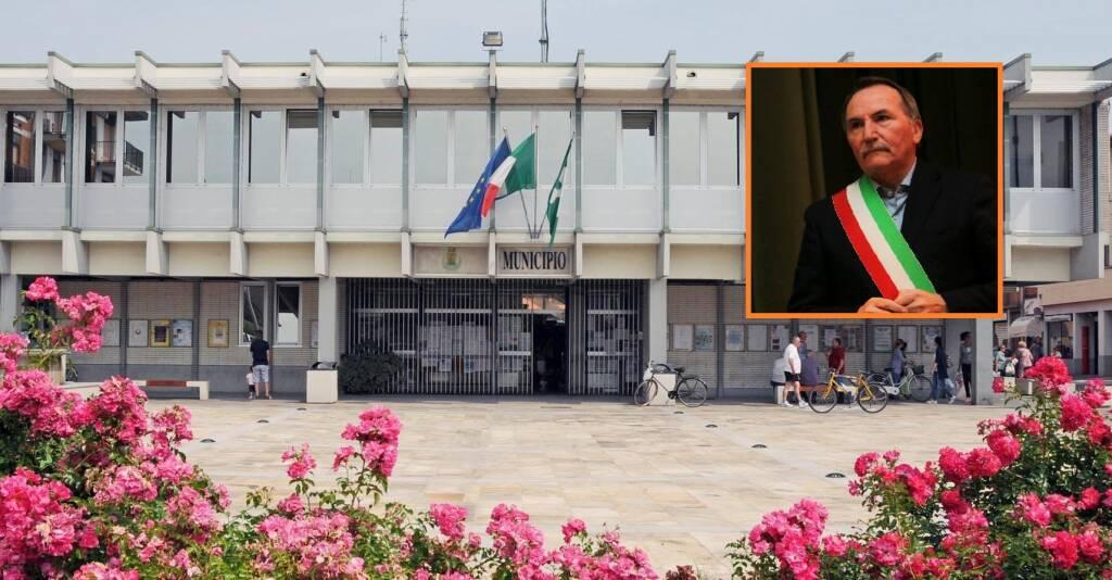 Cividate al Piano sindaco Forlani