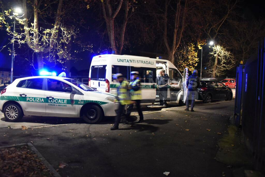 incidente in viale Giulio Cesare