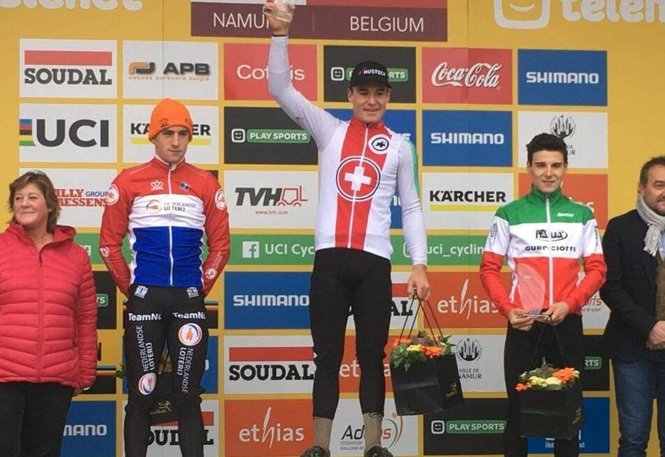 Jakob Dorigoni - Coppa del Mondo ciclocross 2019