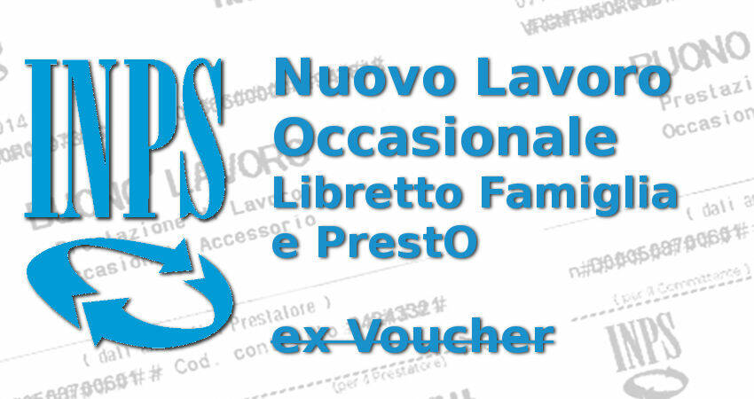 Libretto famiglia