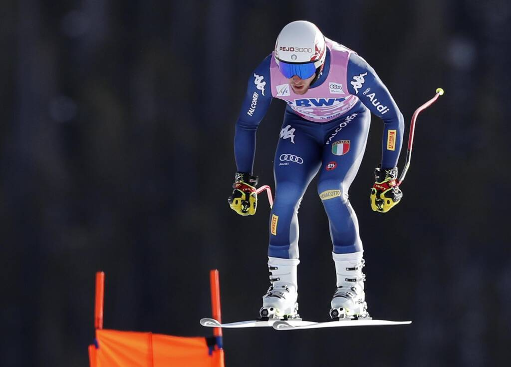 Mattia Casse - Coppa del Mondo 2019-2020
