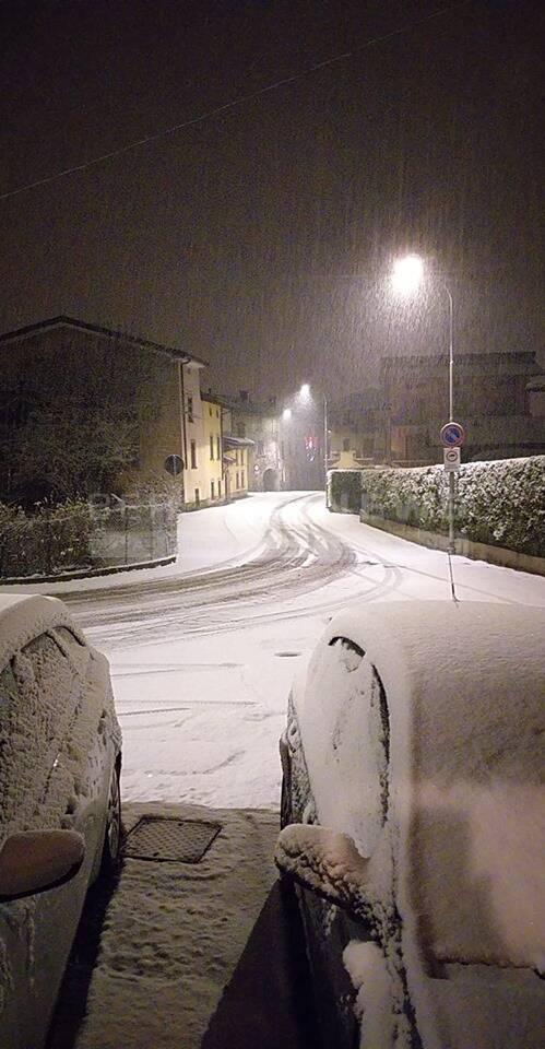 Nevicata di Santa Lucia