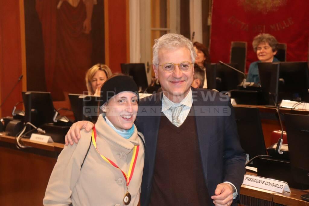 """Premio """"La Città di Bergamo ai suoi atleti"""" 2019"""