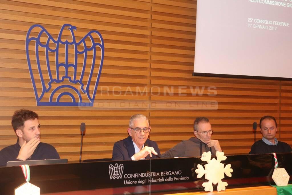 Presentazione Bergamo Ski Tour 2020