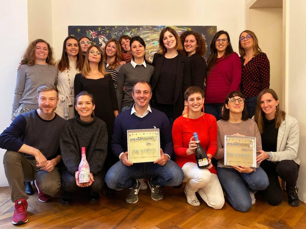 Publifarm vince gli OpenArtAward 2019
