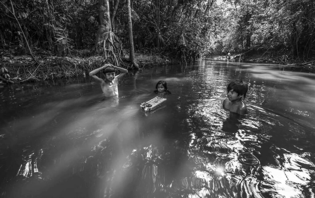 reportage Amazzonia