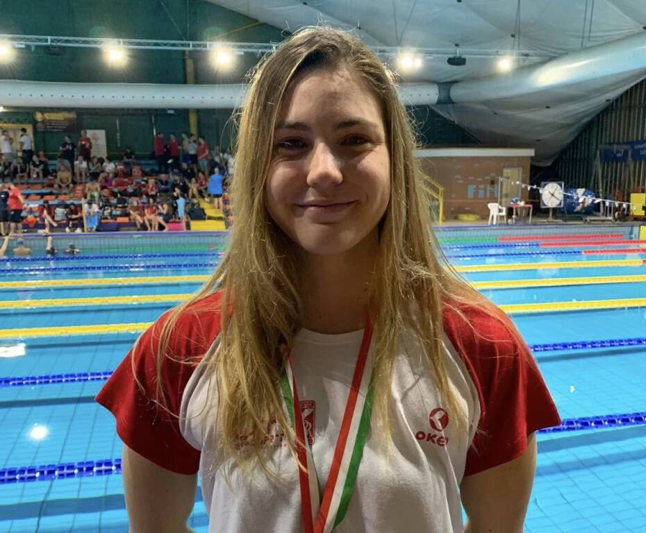 Sara Ongaro - Campionati Italiani Invernali di Salvamento 2019