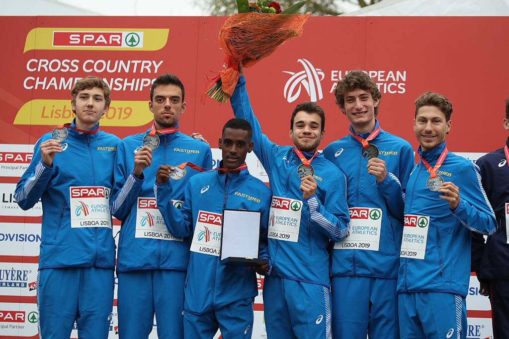 Sebastiano Parolini - Campionati Europei Cross 2019