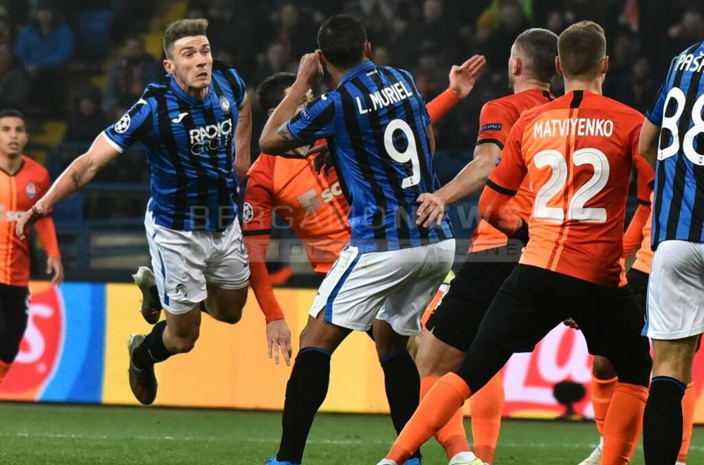 Shakhtar-Atalanta 0-3