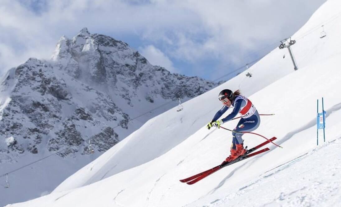 Sofia Goggia - Sankt Moritz 2019