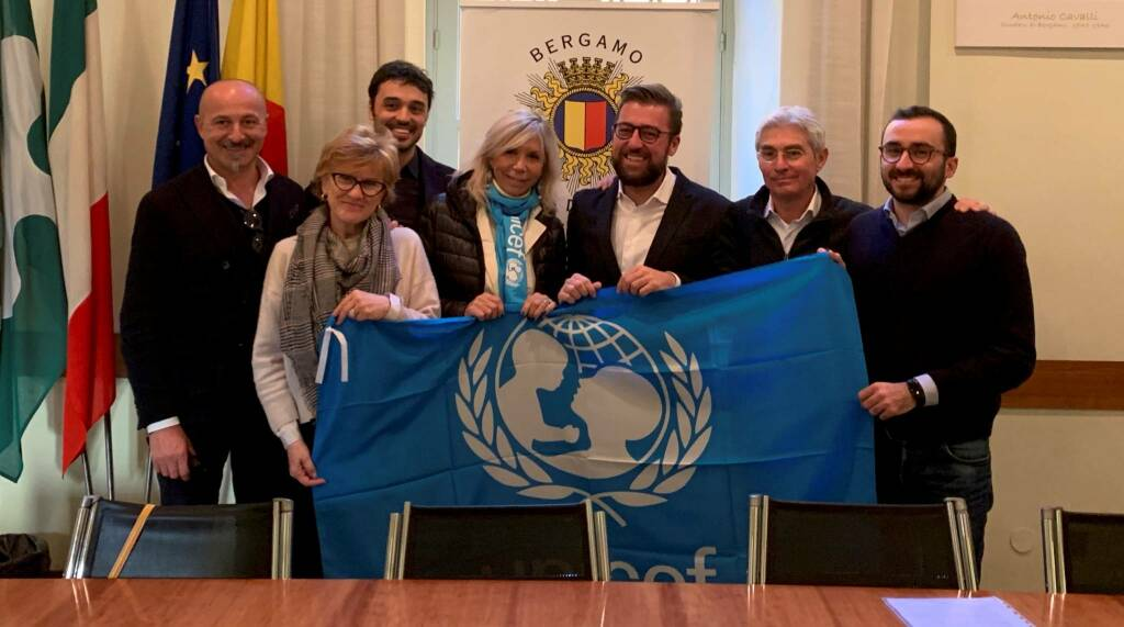 Unicef Bergamo e Bilingual British School