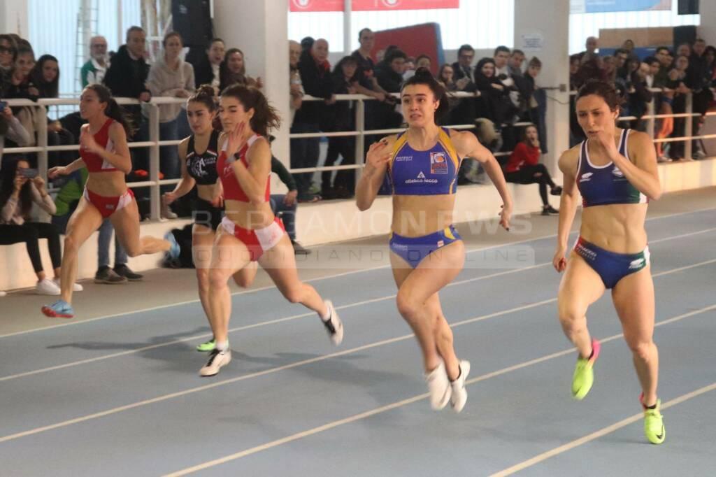 Atletica Leggera - Bergamo 26 gennaio 2020