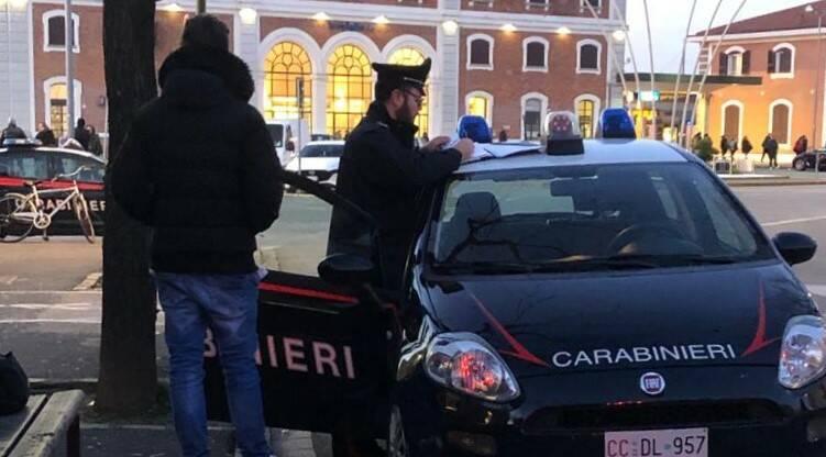 Carabinieri stazione Treviglio