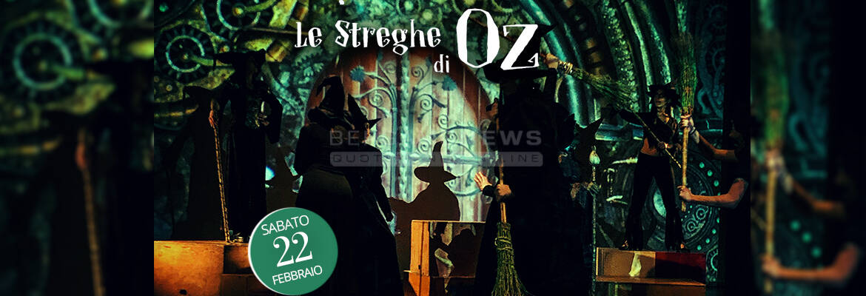 "Musical \""Le Streghe di Oz\"""