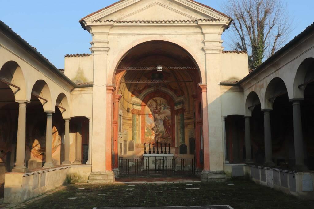 Cimitero della Gambra