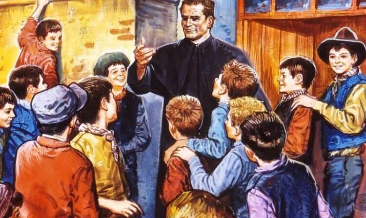 Dieci consigli di Don Bosco per i genitori