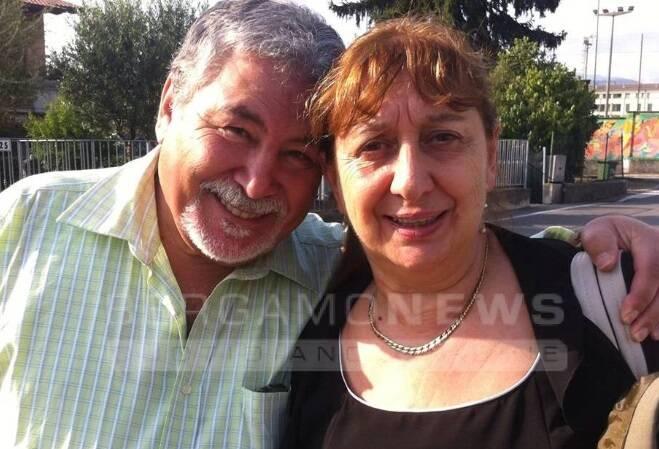 tizzani e moglie