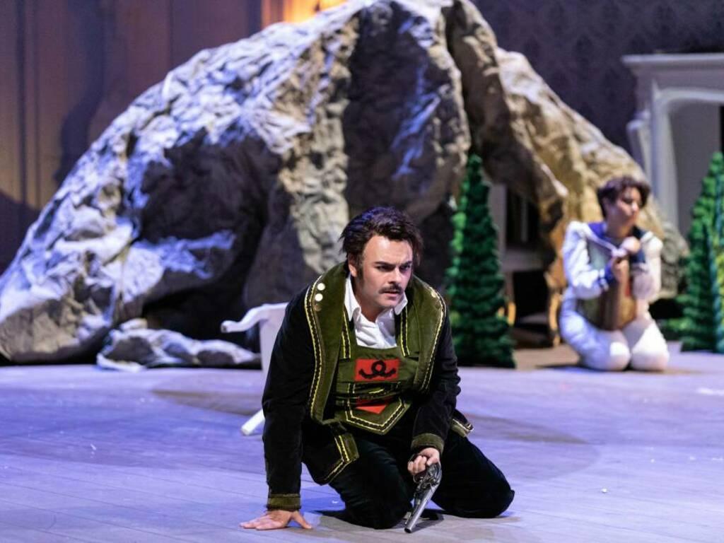 Guglielmo Tell di Rossini al Teatro Sociale