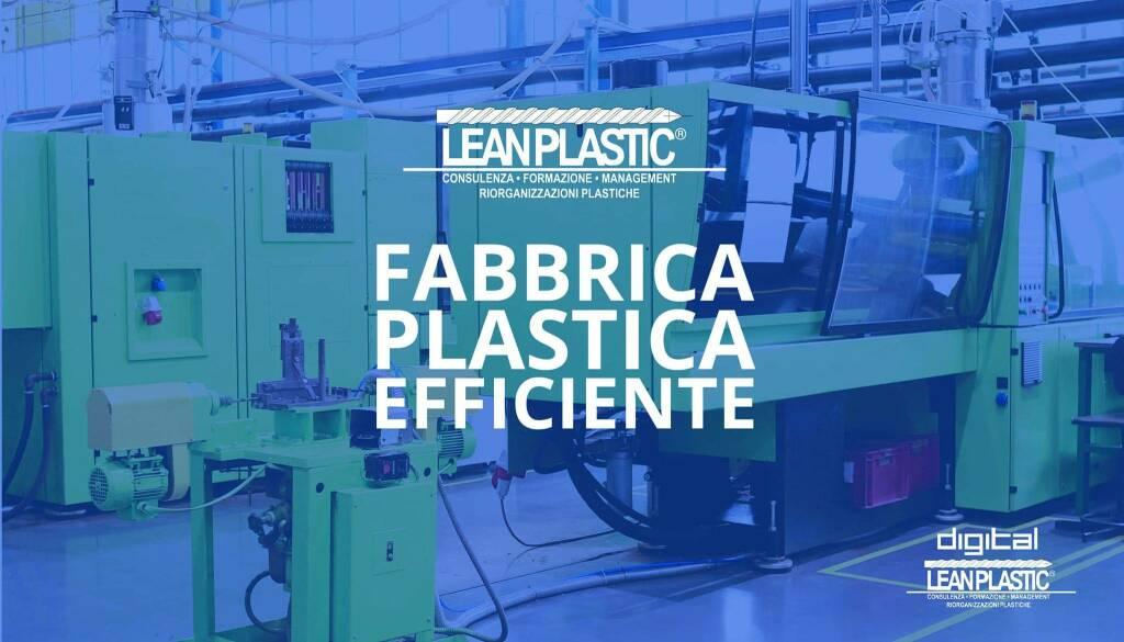 I trucchi per migliorare le performance produttive dell'industria plastica