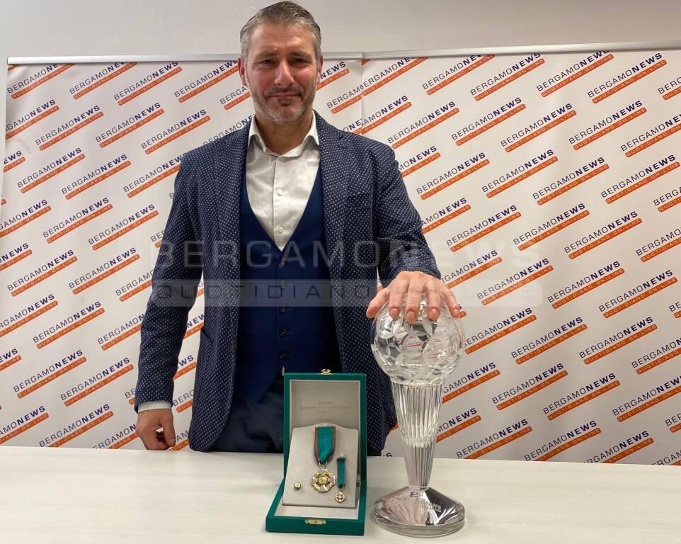 Igor Trocchia tra i nuovi eroi premiati da Mattarella