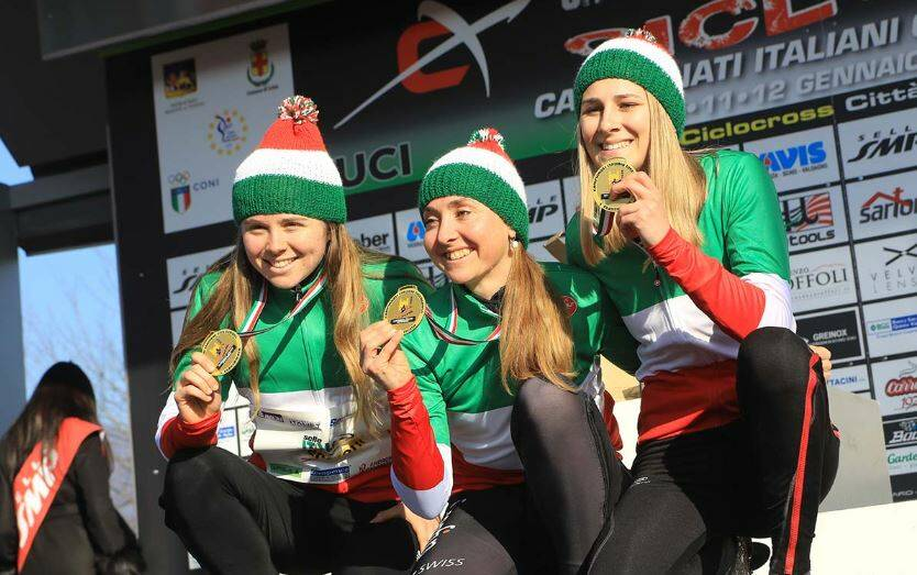 Lucia Bramati - Campionati Italiani Ciclocross 2020