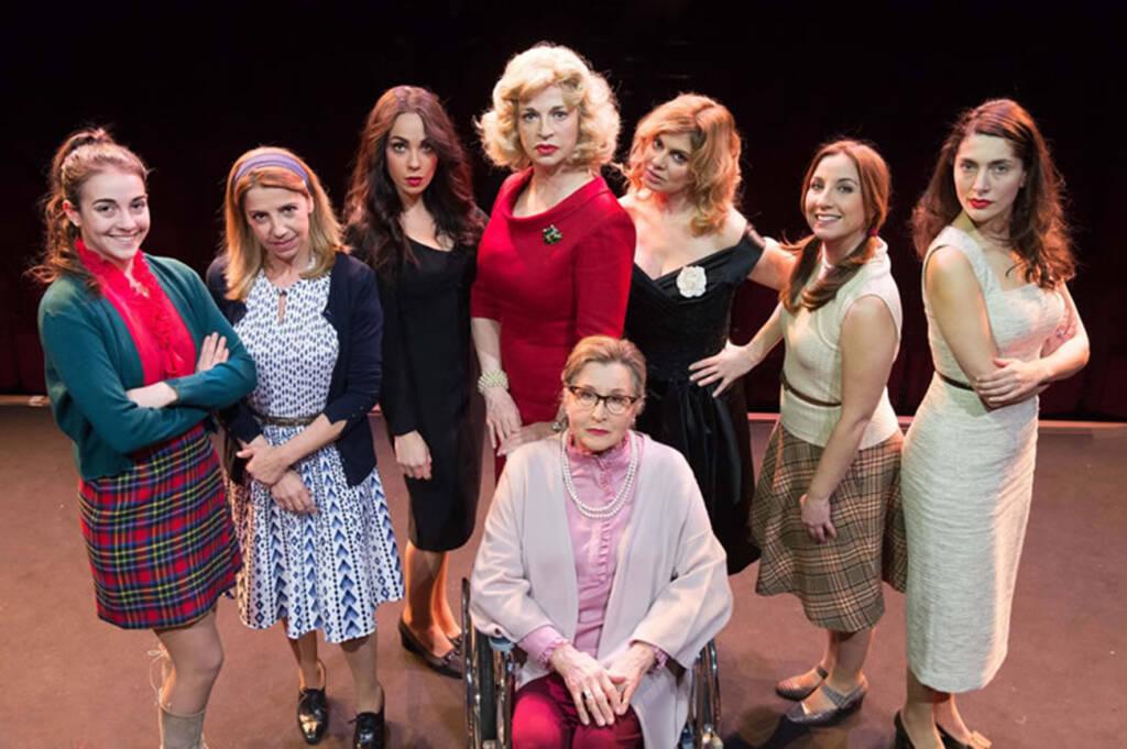 Otto donne e un mistero