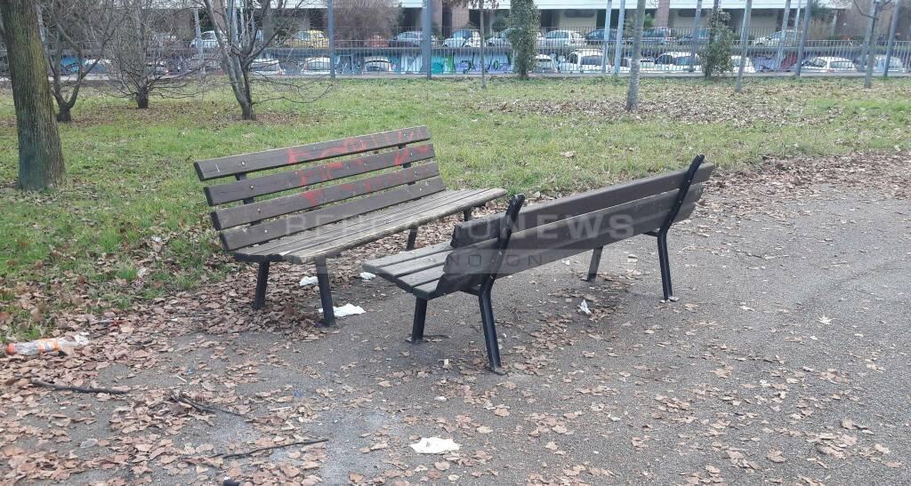 parco di via Goethe