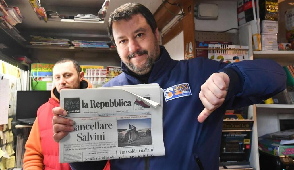 Salvini Repubblica