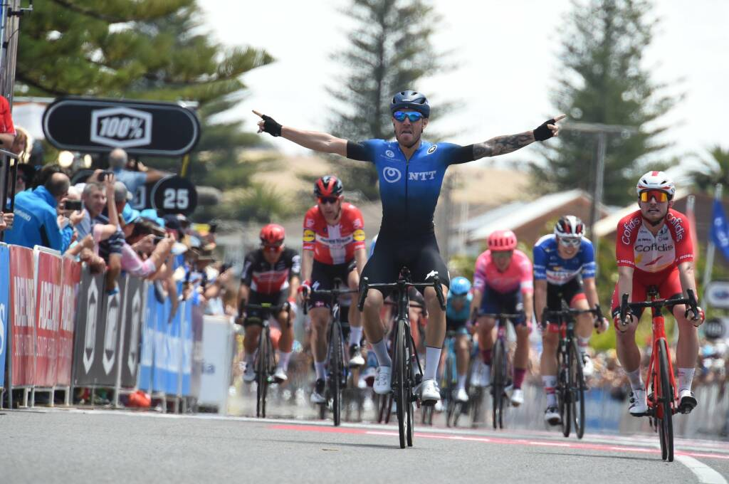 Simone Consonni - Tour Down Under 2020