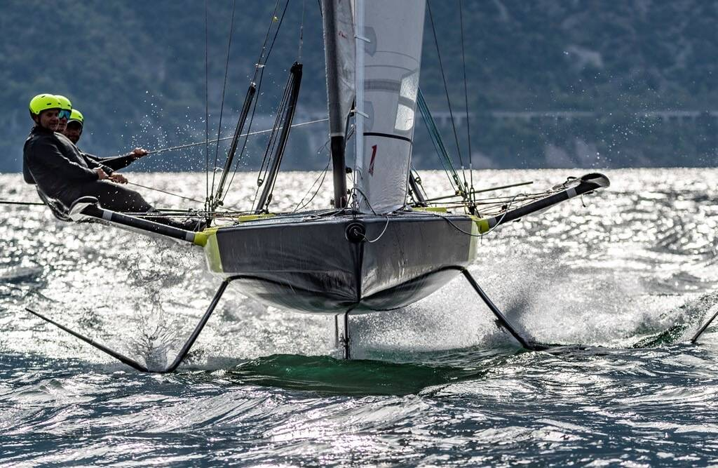 barca volante persico
