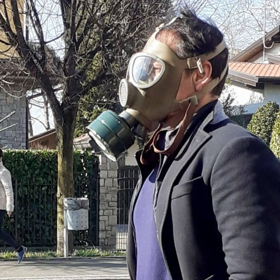 Coronavirus, ordinaria follia a Bergamo