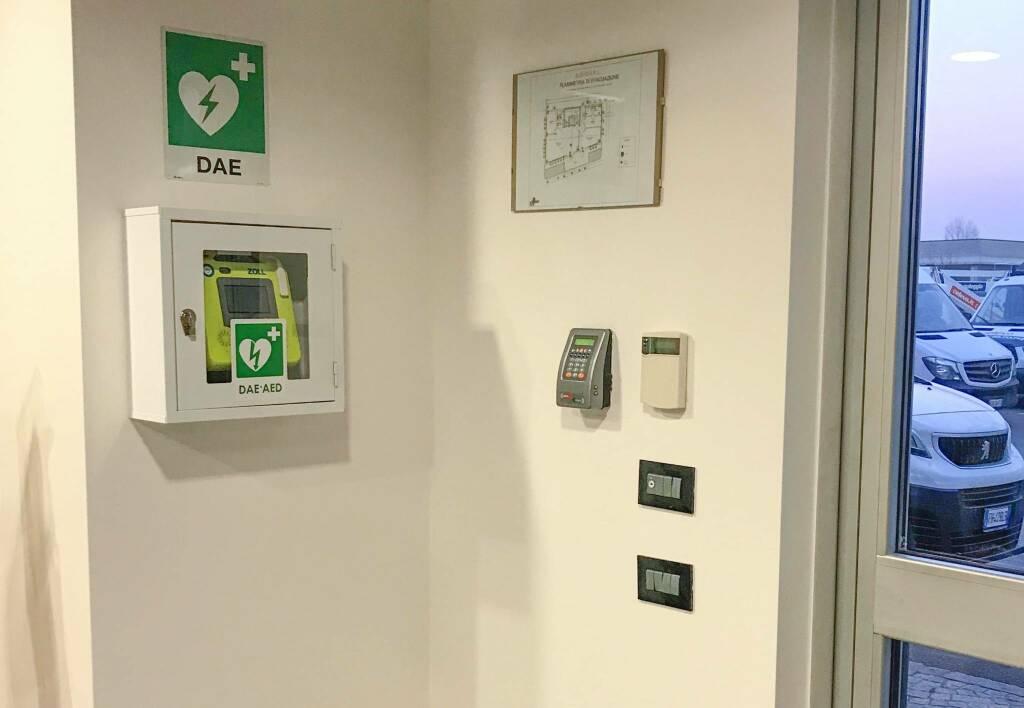 Defibrillatore Elevo Lallio