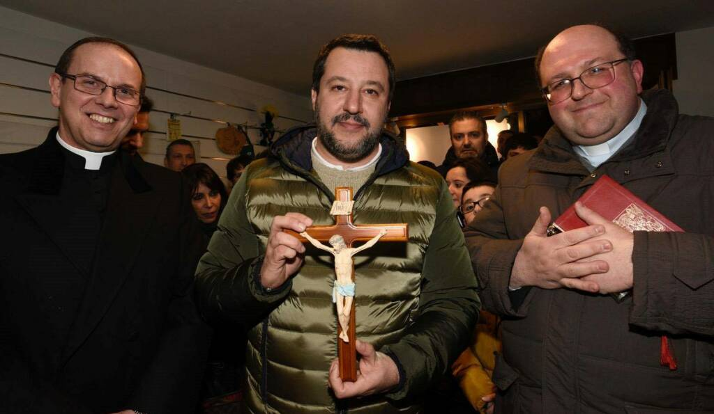 don Roberto Bocchi Salvini