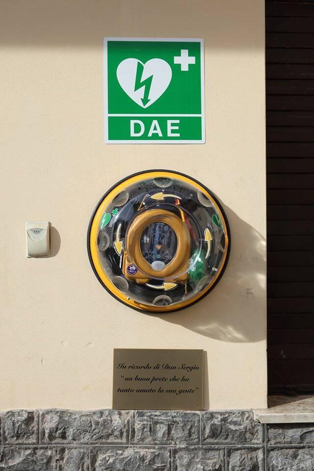defibrillatore Ponteranica