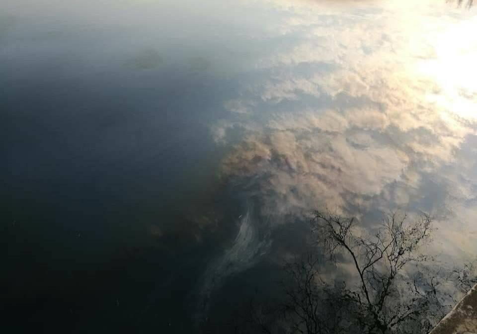 Idrocarburi fiume Oglio