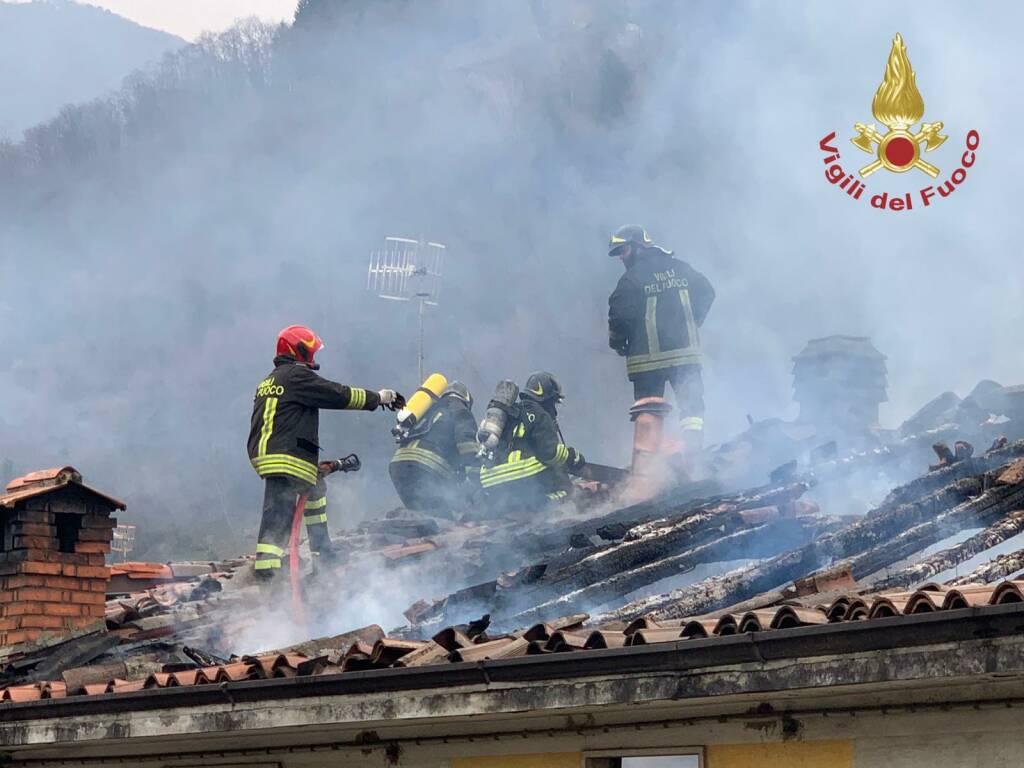 incendio grone