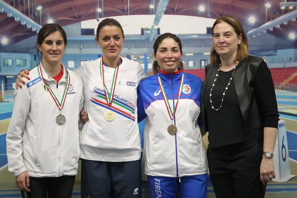 Lidia Barcella - Campionati Italiani Indoor 2020