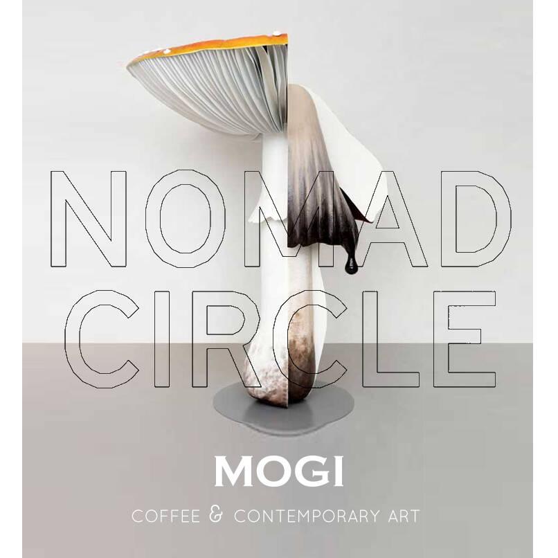 Mogi con la fiera d'arte e design Nomad