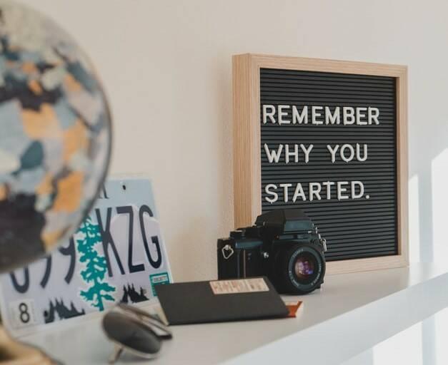 motivazione (foto di Cristofer Jeschke da Unsplash)