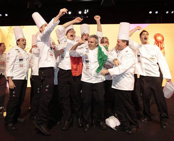 Olimpiadi cucina 2020 nazionale italiana cuochi oro