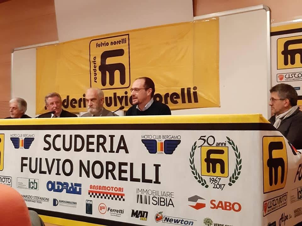 Scuderia Norelli: assemblea dei soci e premiazioni 2019