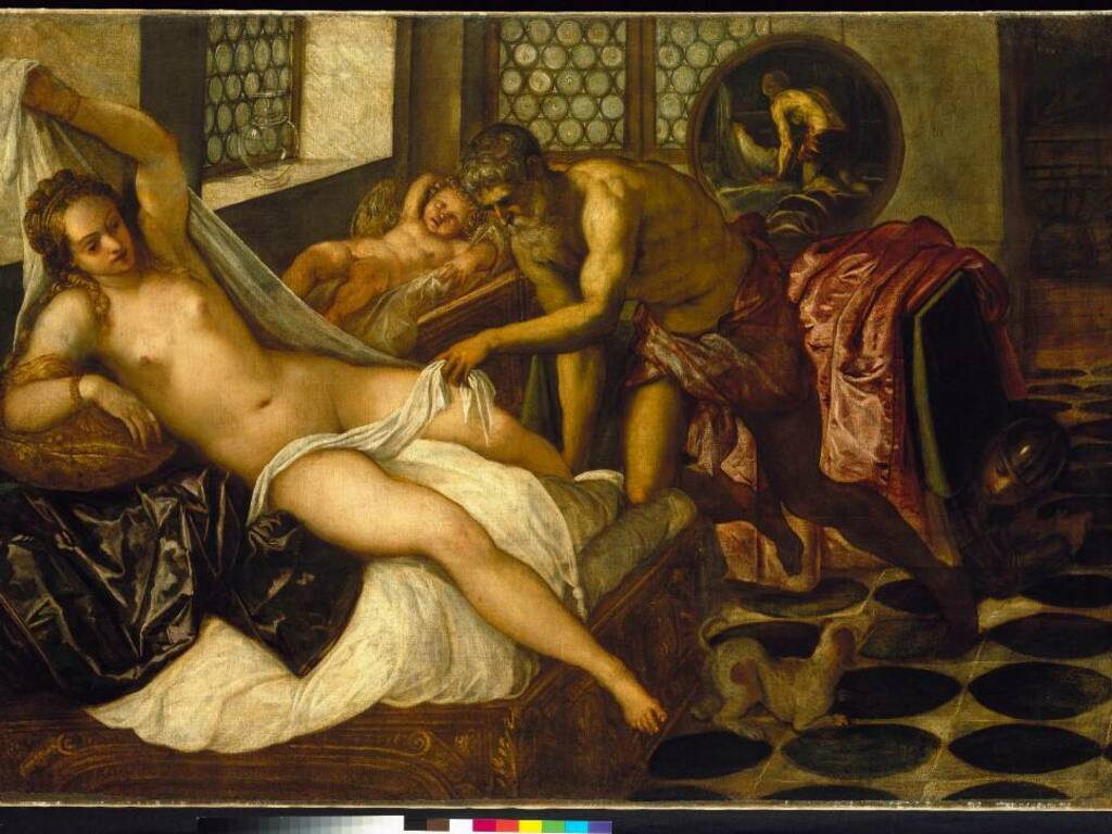 Tiziano e Caravaggio in Peterzano all'Accademia Carrara