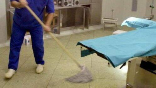 addette alle pulizie
