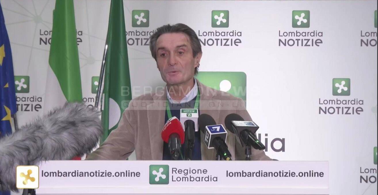 La Lombardia chiude (quasi) tutto - Ticinonline