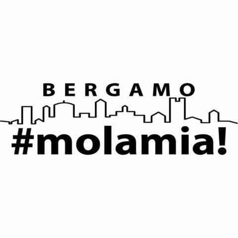 Bergamo non mollare