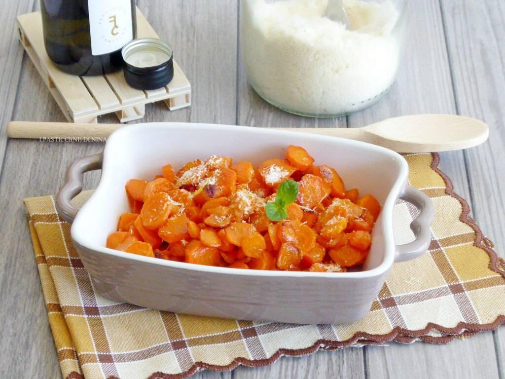 carote alla parmigiana