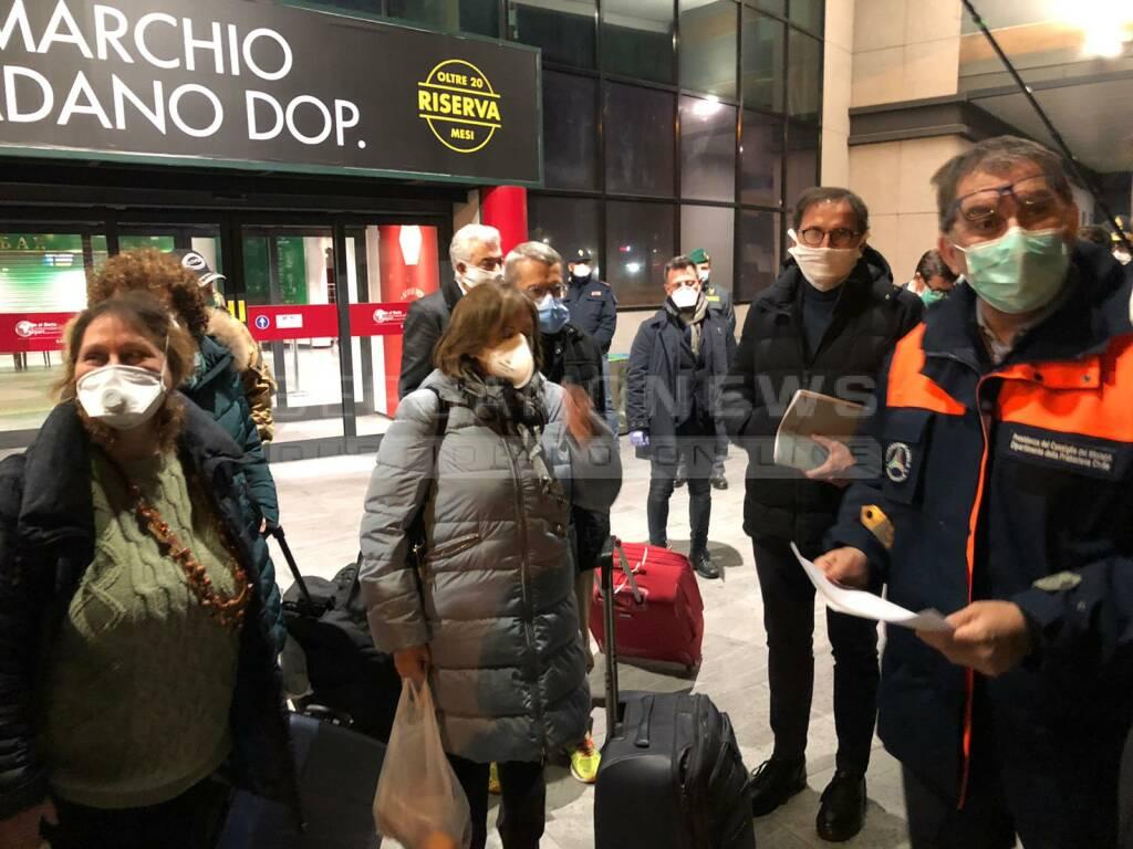 Coronavirus, i medici volontari da tutta Italia